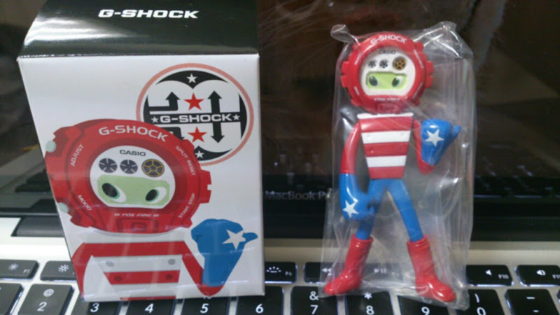 G-SHOCK MAN FIGURE