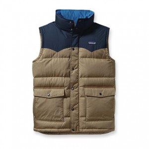 Men's Slingshot Down Vest
